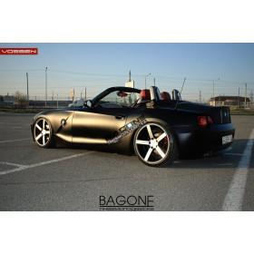 Установка пневмоподвески на BMW Z4 E85 BL
