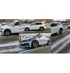 Комплект пневмоподвески VW Tiguan 2