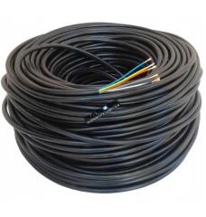 Провод кабель 6 жил (6x0,5) 5м