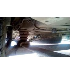 Пневмоподвеска усиленная на Peugeot Boxer (задняя ось) усиленная