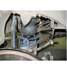 Комплект пневмоподвески Nissan Patrol Y61 (1997-2010) (задняя ось)