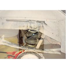 Комплект пневмоподвески Nissan Titan (задняя ось)