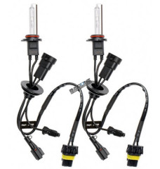 Лампы ксенон 35W H1 6000k (2шт)