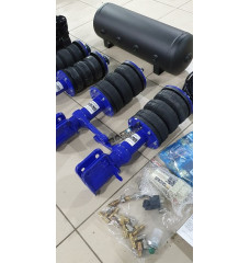 Комплект пневмоподвески на ВАЗ 2108-2190 (РКО) 4контура