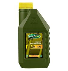 Амортизаторное масло АЖ-12Т