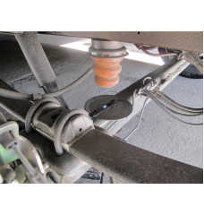 Пневмоподвеска на FORD Transit передний привод 15- (задняя ось)