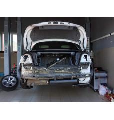 Пневмоподвеска BMW 3 E90/E92/E93 2007-2012