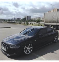Комплект пневмоподвески на Audi A4 2007-2015