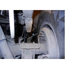 Комплект пневмоподвески Toyota Land Cruiser 70 рессорный тип (задняя ось)
