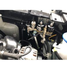 Пневмоподвеска на Hyundai Creta (задняя ось)