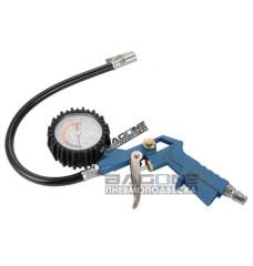 Пистолет для подкачки колес механическим манометром