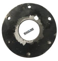 Брекет (крышка) под сварку для РКО 100 (7 отв. ЦО ф45мм)