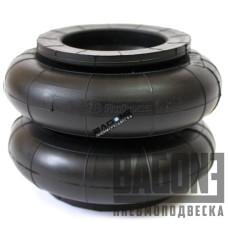 """Пневмоподушка Dunlop 152x2 (6"""" х 2) (сильфон)"""